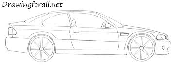 car drawing easy step by step. Unique Easy How To Draw A Car For Beginners And Car Drawing Easy Step By E