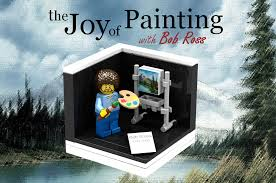 the joy of painting with bob ross is a classic pbs television show from the 80s and 90s educational informative and a master artist