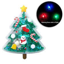 Light Up Christmas Bows Christmas Luminous Quicksand Light Up Bling Shaker Sequins