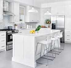 White Square Kitchen Table Kitchen Design Super Awesome Style At Home Kitchens Decor Luxury