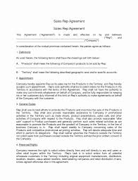 Sales Agent Contract 24 Independent Sales Rep Contract Template Wyaro Templatesz24 15
