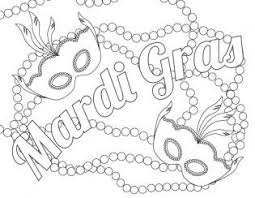 Small Picture Mardi Gras Coloring Pages Photography Mardi Gras Coloring Pages at