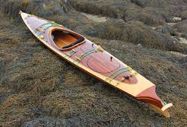 mystic star baidarka wood strip sea kayak most beautiful boats in the world