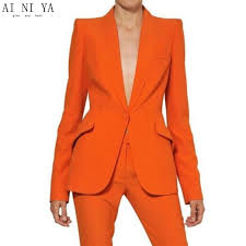 <b>Women Pant Suits Ladies</b> Custom Made Formal Business Office ...