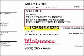 Prescription Label Template Printable Fake Prescription Forms Blank Prescription Label Template