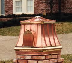 custom metal mailbox. Brilliant Mailbox Mailbox 41 To Custom Metal R