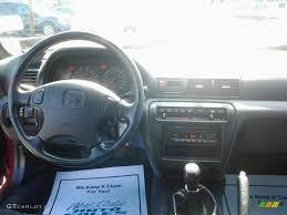 1998 San Marino Red Honda Prelude #81811111 Photo #9   GTCarLot ...