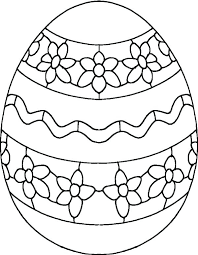 Free Printable Easter Egg Coloring Pages D8453 Free Printable