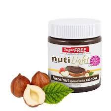 Light Chocolate Spread Details About Nutilight Sugar Free Hazelnut Spread Cocoa
