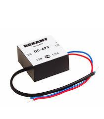 <b>Блок питания Rexant</b> стабилизированный 12В 1,5А уличная ...
