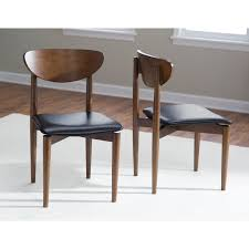Belham Living Carter Mid-Century Modern Dining Chair - Set of 2 | Hayneedle
