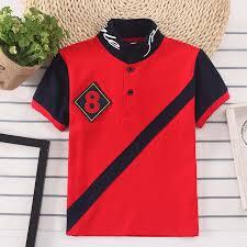 2020 <b>Детская рубашка поло</b>, спортивные топы для маленьких ...