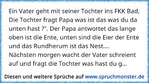 Ein Vater Geht Mit Seiner Tochter Ins Fkk Bad Die Tochter Fragt