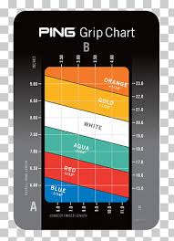 Ping Golf Clubs Chart Shaft Information Chart Png Clipart