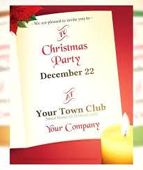 printable christmas invitations free christmas invitation templates word invitation flyer template
