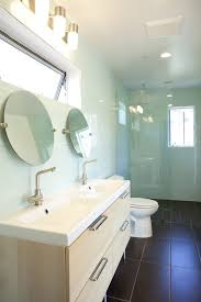Large Glass Tile bathroom contemporary with contemporary contemporary  mosaic backsplash wall tiles