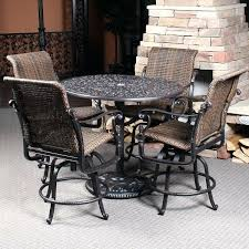 counter height patio set woven counter height bar height patio counter height patio furniture covers