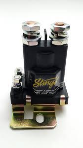 stinger 2nd battery relay isolator wiring kit 80a darvex com stinger battery isolator wiring diagram at Stinger Sgp32 Wiring Diagram