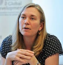 Straight talk with... Amanda Glassman   Nature Medicine