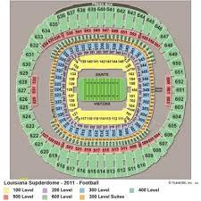 52 Symbolic Saints Stadium Seats
