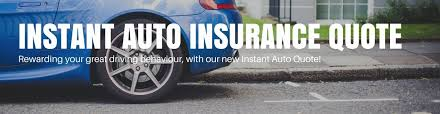 Instant Car Insurance Quote Magnificent Instant Auto Insurance Quote Perfect Instant Auto Quote Calgary Ab