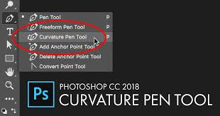 This is a technique that comes in handy when making. Curvature Pen Tool In Photoshop Cc 2018 Drawing Paths Made Easy