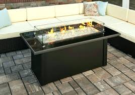 fire pit with glass guard fire pit glass wind guard gas table w optional custom fire pit glass wind guard