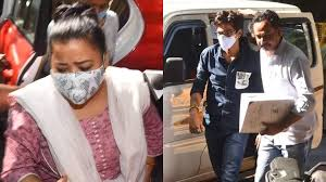bharti singh husband harsh has also been arrested in drugs case live update  | ड्रग्स केस में भारती सिंह के पति हर्ष भी गिरफ्तार, कुछ देर बाद कोर्ट में  पेशी, मेडिकल टेस्ट