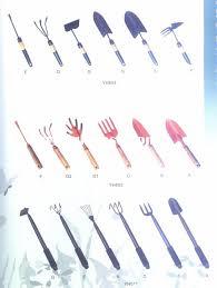garden tools names garden tools names