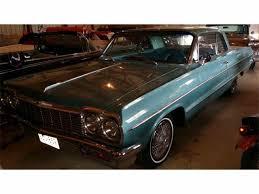 1964 Chevrolet IMPALA 2 DOOR HARDTOP for Sale | ClassicCars.com ...