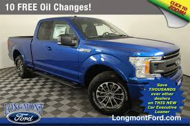 New 2018 Ford F-150 XLT Extended Cab Pickup in Longmont #18T889 ...