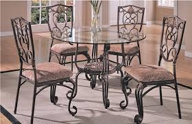 fancy dining table sets glass round glass top dining table set ad