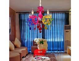 gypsy chandelier s multi coloured australia uk