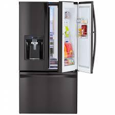 kenmore bottom freezer refrigerator. kenmore elite 73167 28.5 cu. ft. french door bottom freezer refrigerator w/ grab