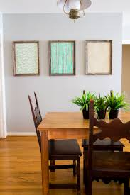 easy diy wall art project to add color to your home