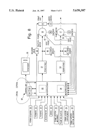 patent us5638387 electrically driven lift truck google patents patent drawing