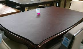 protect your table from scratch with dining table pad rimviewinn com of trends home ideas