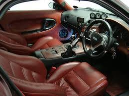 mazda rx7 interior rear. rx7 interior image mazda rear