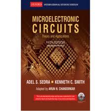 Microelectronic Circuits Microelectronic Circuits Adel Sedra And K C Smith Oxford