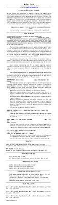 Litigation Attorney Resume Samples Templates Tips Attorneyresume Com