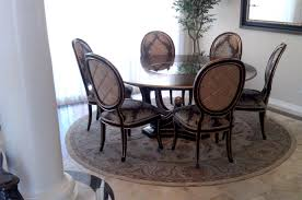 round area rugs target dining room