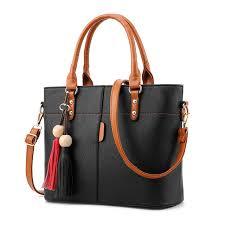 to enlarge homewomen s fashionbags wallets las handbag soft leather shoulder bag