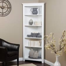 Living Room Corner Cabinet Corner Book Case Home Design Ideas