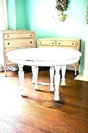 shabby chic dining table and chairs set room round kitchen