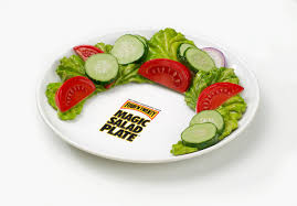 four n twenty pie on magic salad plate  the inspiration room