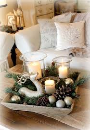 Most Popular Christmas Pins in Pinterest. Coffee Table CenterpiecesCoffee  ...