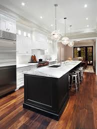 Transitional Galley Eat In Kitchen Idea In Dallas With An Undermount Sink,  Recessed