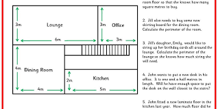 Six differentiated maths activities about area and perimeter ...