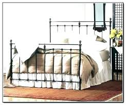 Rod Iron Picture Frame Decoration Wrought Iron Bed Frame Queen Rod ...