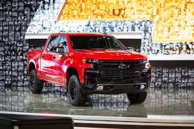 It's a pickup truck showdown at the Detroit Auto Show - The Verge